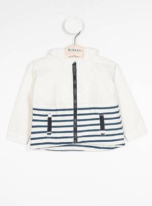 White - Baby Jacket