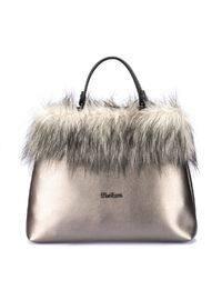 Silver tone - Bag