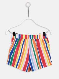 Coral - Girls` Shorts