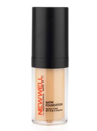 Beige - Powder / Foundation - New Well
