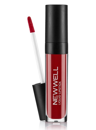 Red - Lipstick - New Well