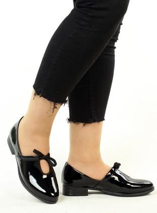 Black - Casual - Shoes - Snox