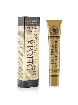 Gold - Powder / Foundation - New Well