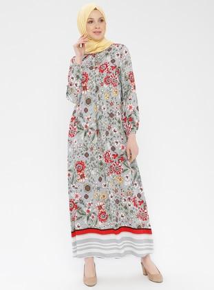 c5df4191ce005 Tesettür Elbiseler, Takımlar & Tulumlar | Modanisa