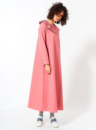 Powder - Unlined - Cotton - Dress