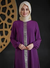 Purple - Tunic