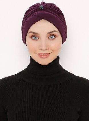 Plum - Simple - Bonnet
