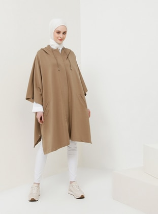 Minc - Unlined - Cotton - Poncho