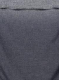 Navy Blue - Plain - Scarf