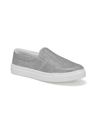 Silver tone - Shoes