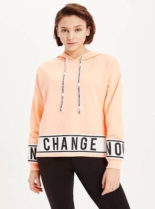 Orange - Tracksuit Top
