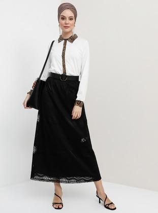 7295b0abdf3 Shop Muslim Skirts: Maxi Skirts, Pleated Skirts & More | Modanisa