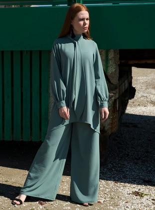- Unlined - Suit