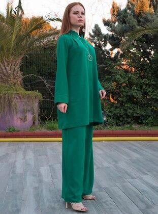 Green - Suit