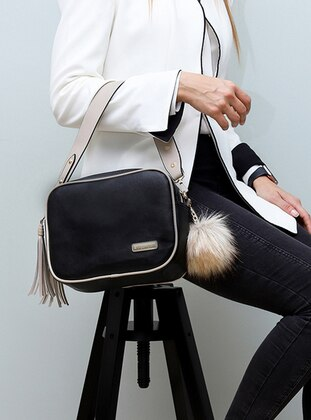 Black - Minc - Shoulder Bags