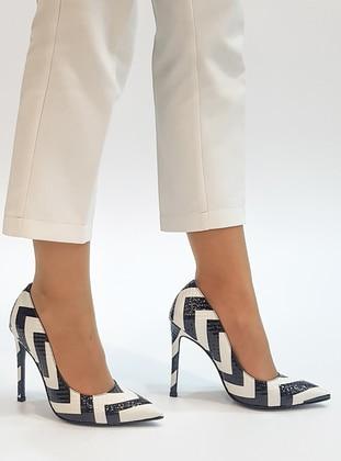 Multi - High Heel - Shoes