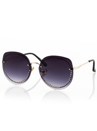 Black - Sunglasses - MAXPOLO