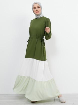 f5b27439f8980 Refka Tesettür Elbise Modelleri ve Fiyatları - Modanisa.com