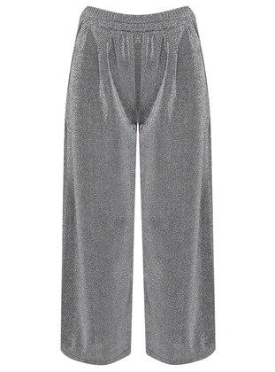 Silver tone - Pants