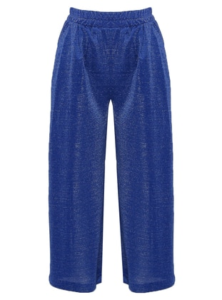 Blue - Saxe - Pants