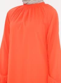 Orange - Unlined - Prayer Clothes