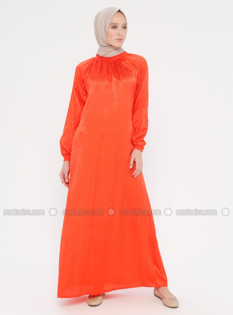 Orange - Unlined - Prayer Clothes