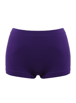 Purple - Panties