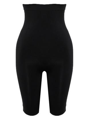 Black - Corset - Emay Korse