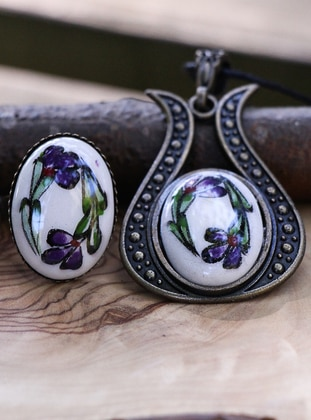 Purple - Accessories Set - Zuk Collection