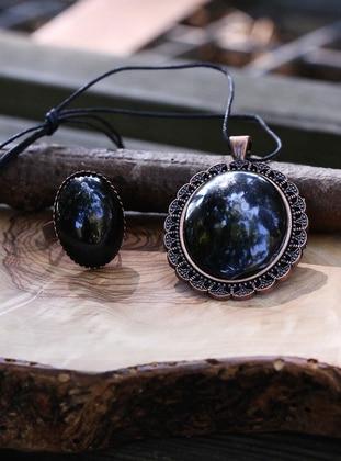 Black - Accessories Set - Zuk Collection