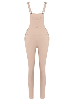Minc - Unlined - Cotton - Jumpsuit
