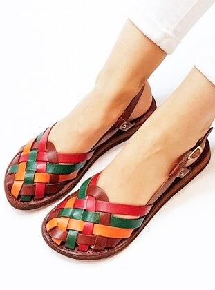 Multi - Sandal - Sandal - Marjin