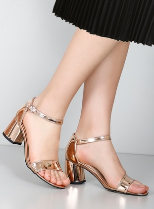 Rose - High Heel - Sandal - Sandal