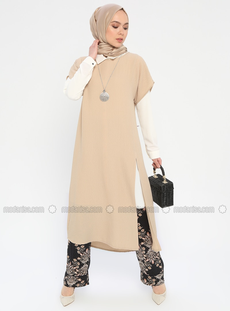 Camel - Unlined - Suit
