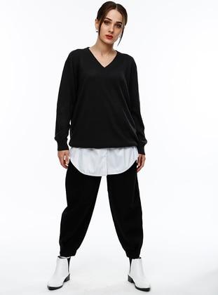 White - White - Cotton - Underskirts