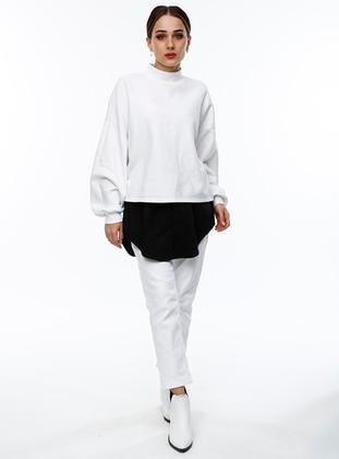 Black - Black - Cotton - Underskirts