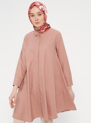 Rose - Button Collar - Tunic