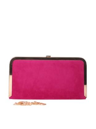 Pink - Fuchsia - Clutch Bags / Handbags