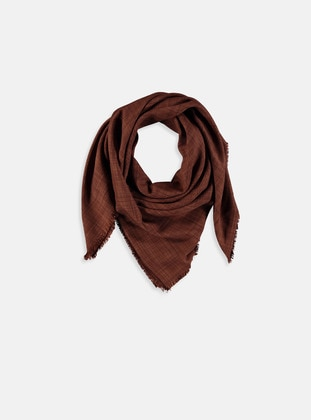 Brown - Shawl