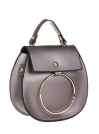 Gray - Anthracite - Shoulder Bags