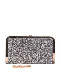 Gray - Clutch Bags / Handbags