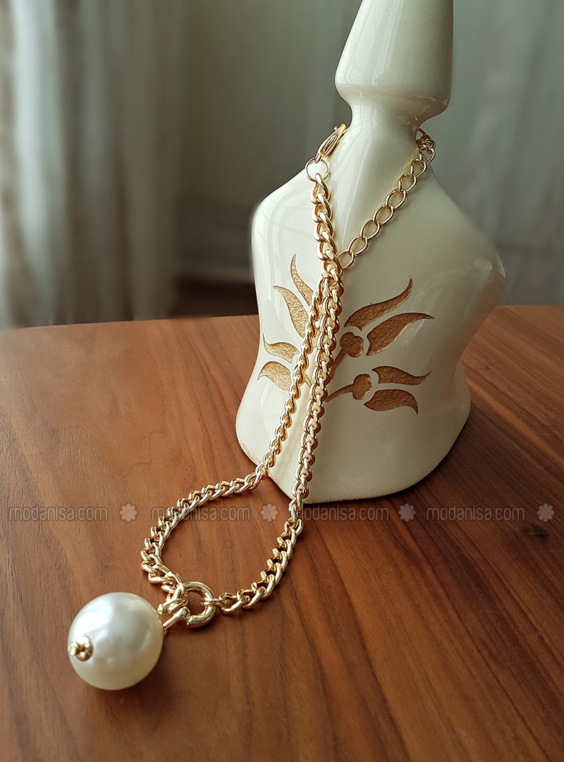 Gold - Necklace