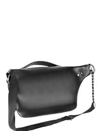 Black - Satchel - Crossbody - Bum Bag