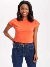 Orange - T-Shirt