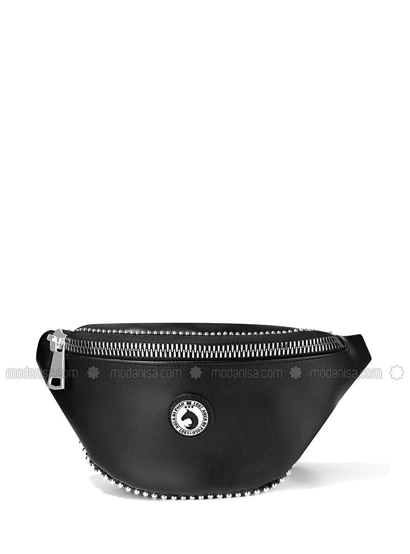 Black - Bum Bag