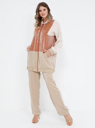 -  - Unlined - Plus Size Suit