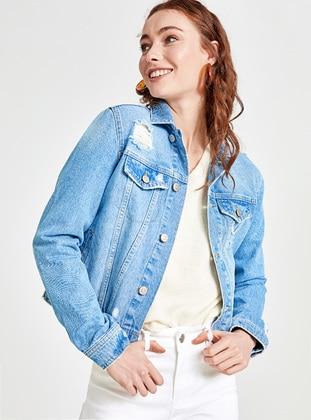Indigo - Jacket