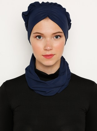 Navy Blue - Sea Cap - Adasea
