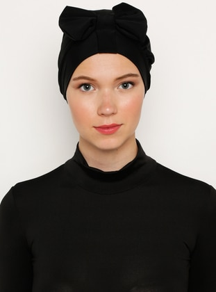 Black - Sea Cap - Adasea