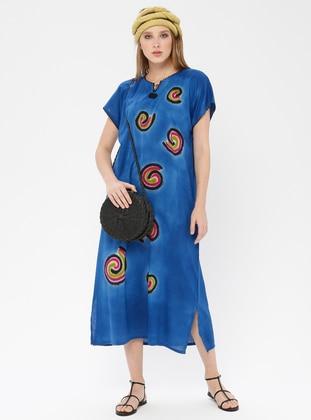 Cotton - Turquoise - Pareo
